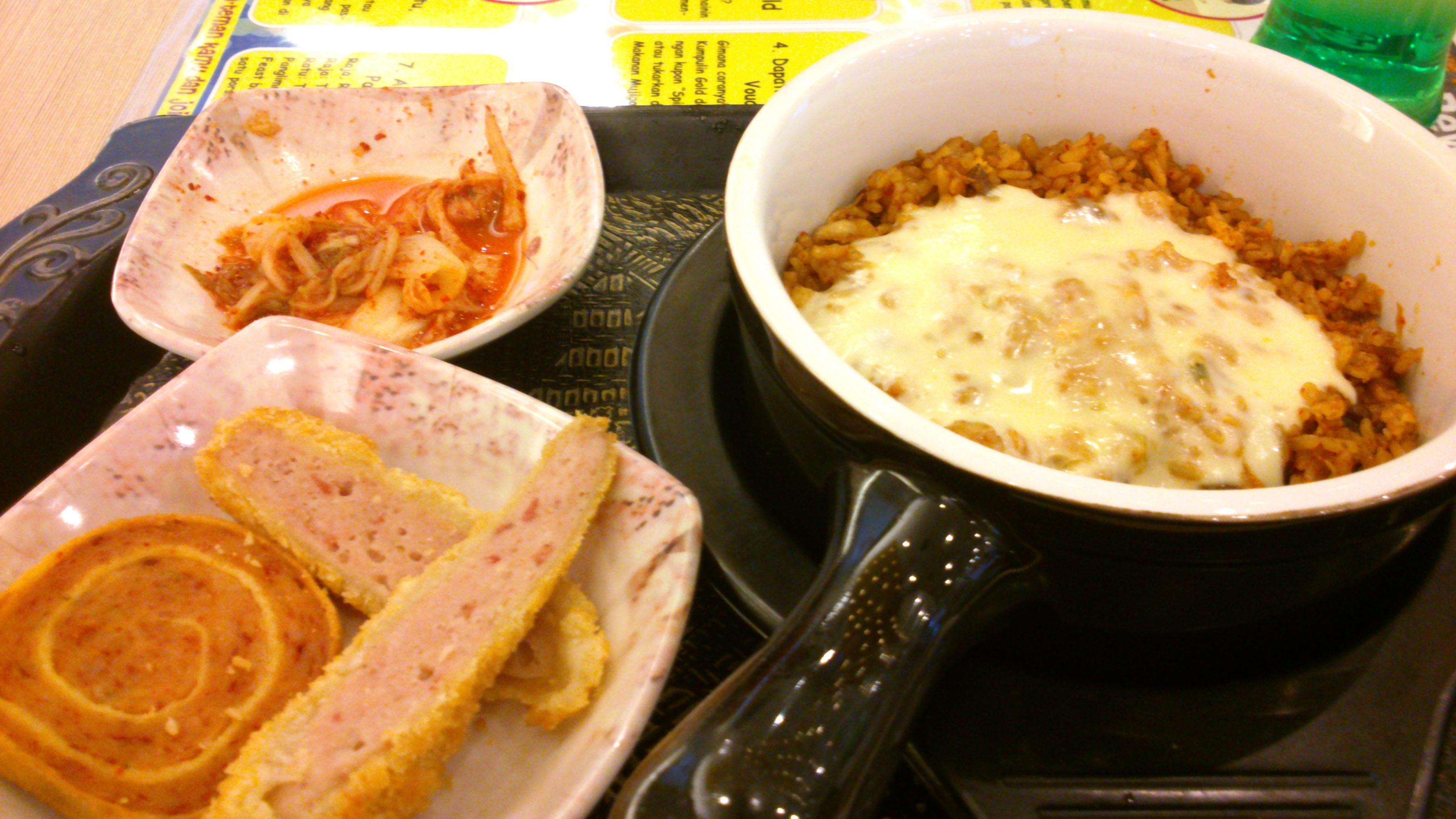 Mujigae Bibimbap and Casual Korean Food | Doodles