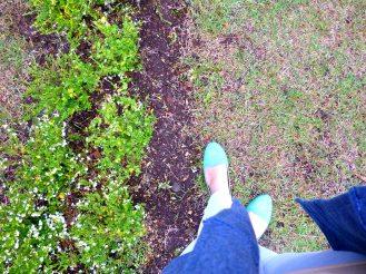 felfie, foot selfie! :))