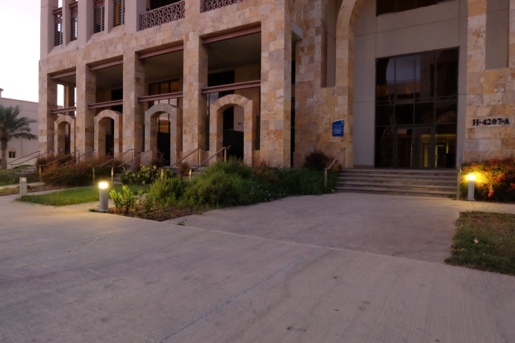 Typical KAUST apartments