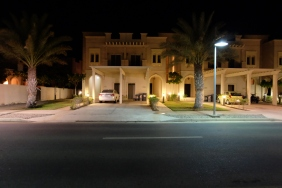 Typical KAUST townhouses
