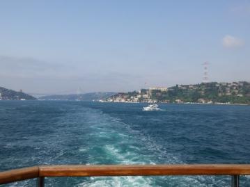 Bosphorus cruise, woohoo!