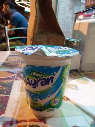More ayran, pleaseee.